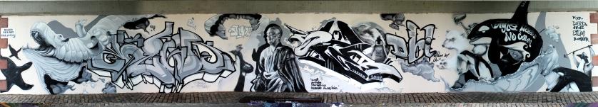 Monk 1 whole wall