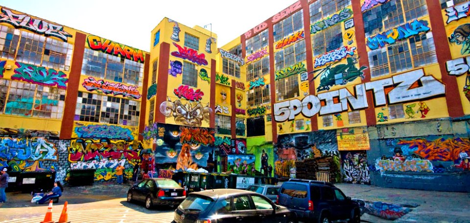 Proposed 5Pointz Redevelopment to Include Space for Street Art - DNAinfo.com New York