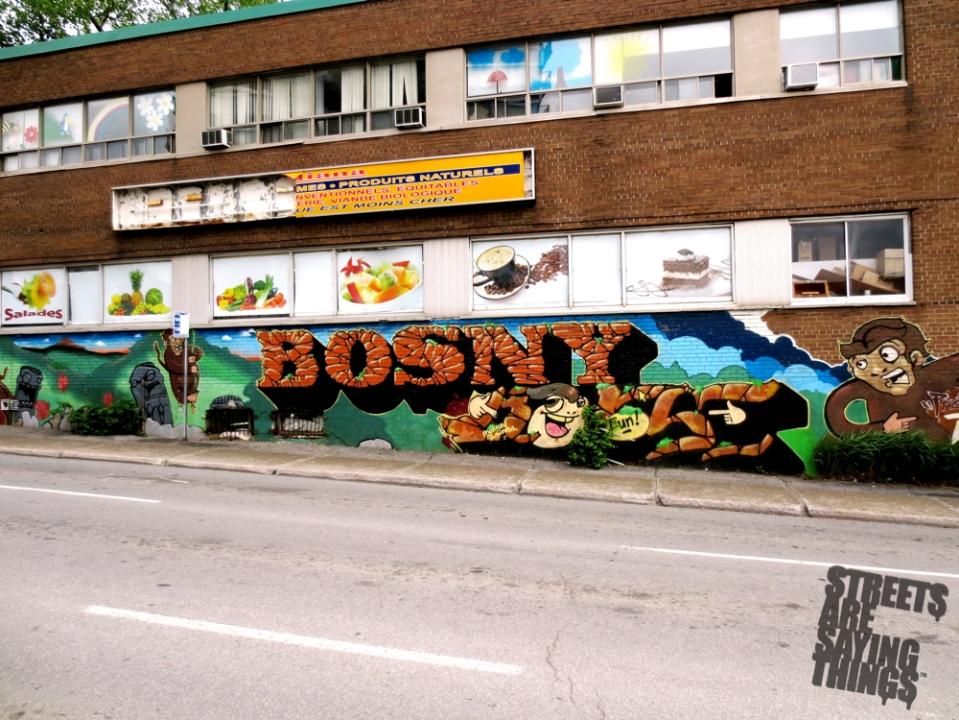 Bosny + Kerse