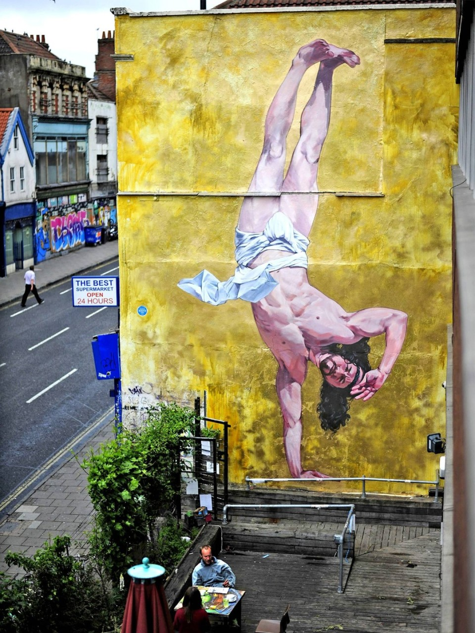 BreakdancingJesus
