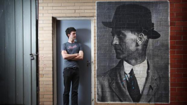 Adelaide street artist Peter Drew could be kicked out of Glasgow School of Art and sent home for illegal artworks | The Advertiser