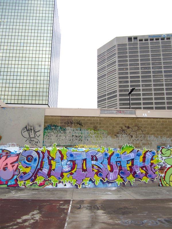 911_Truth_Graffiti_Downtown