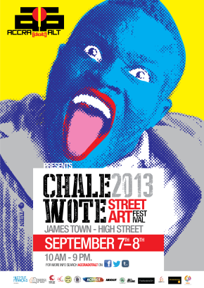 CHALE WOTE The Street Art Festival kicks off this September 7-8